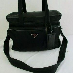 a7f904b3b58b Prada · Prada black diaper bag 100% authentic ...